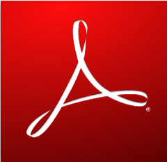Acrobat Reader's icon