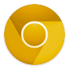 Chromium Canary's icon