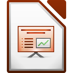 LibreOffice Impress's icon