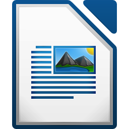 LibreOffice Writer Still's icon