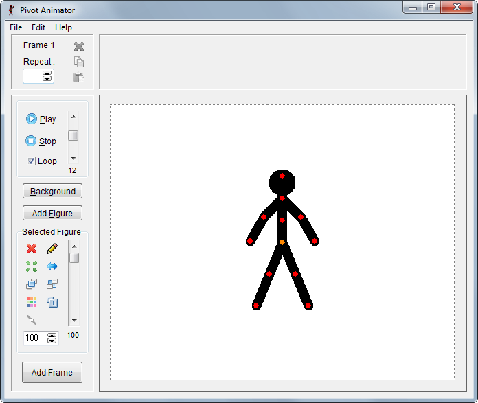 Pivot Stickfigure Animator's screenshot