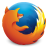 Firefox ESR 64-bit's icon