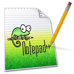 Notepad++'s icon