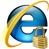Disable Internet Explorer Enhanced Security's icon