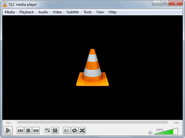 VLC Media Player's screenshot