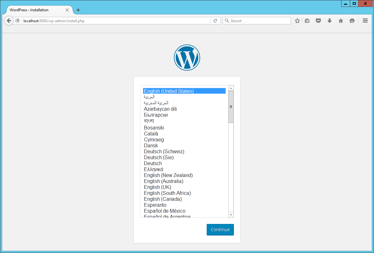 WordPress Nightly's screenshot